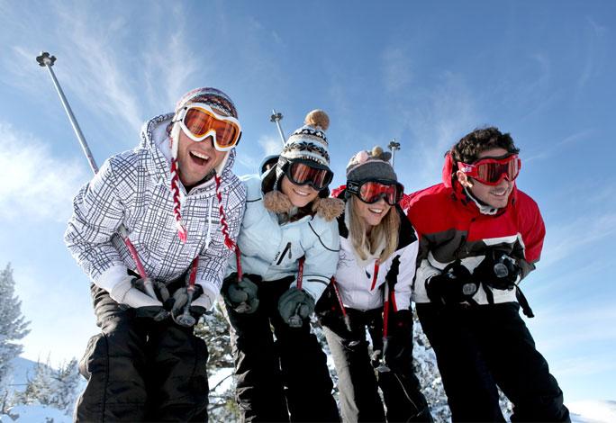 Ski Beginners with Fun