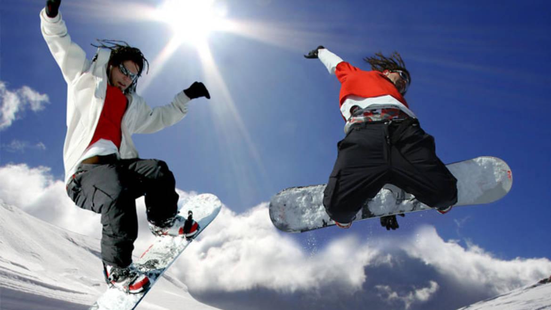Lezione di Gruppo Snowboard