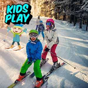 scuola sci livigno italy lezioni sci children fun kids