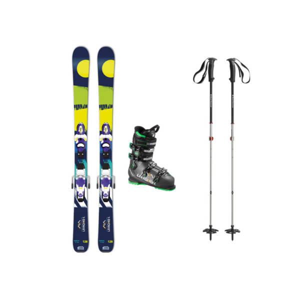 scuola sci livigno italy ski rental baby