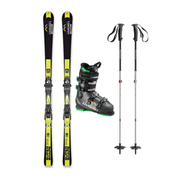 scuola sci livigno italy ski rental