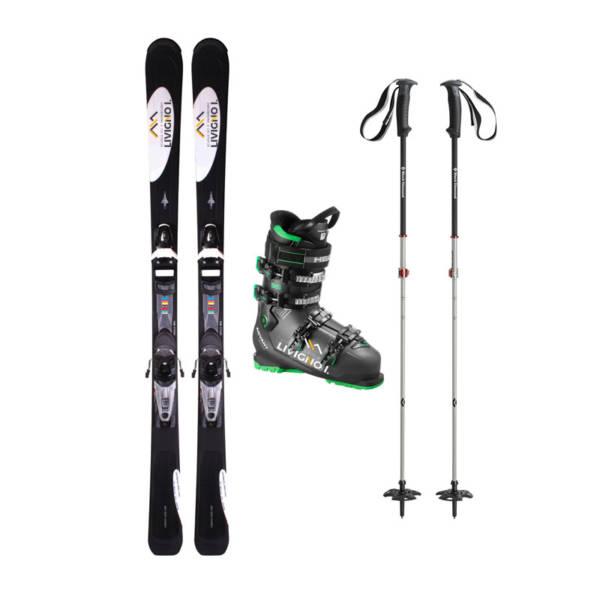 scuola sci livigno italy ski rental standard