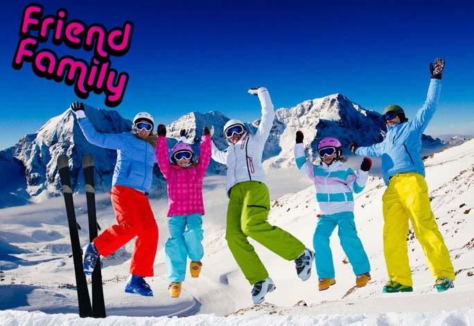 Friend Family – Sciando in Famiglia