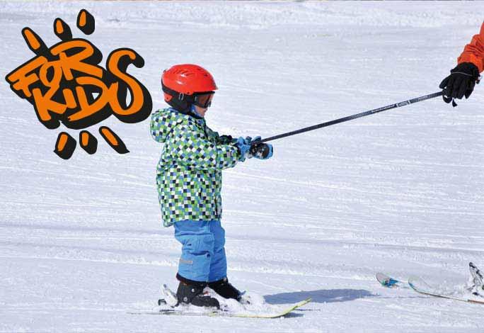 For Kids – Fun Woche auf Skiern