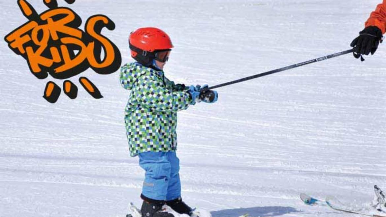 For Kids – Fun week on skis