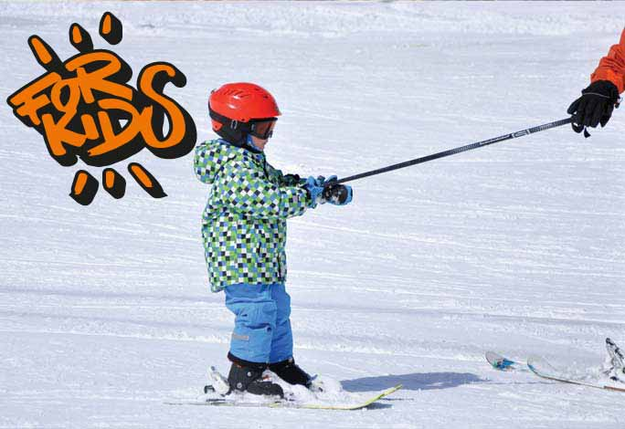 For Kids – Fun week on skis