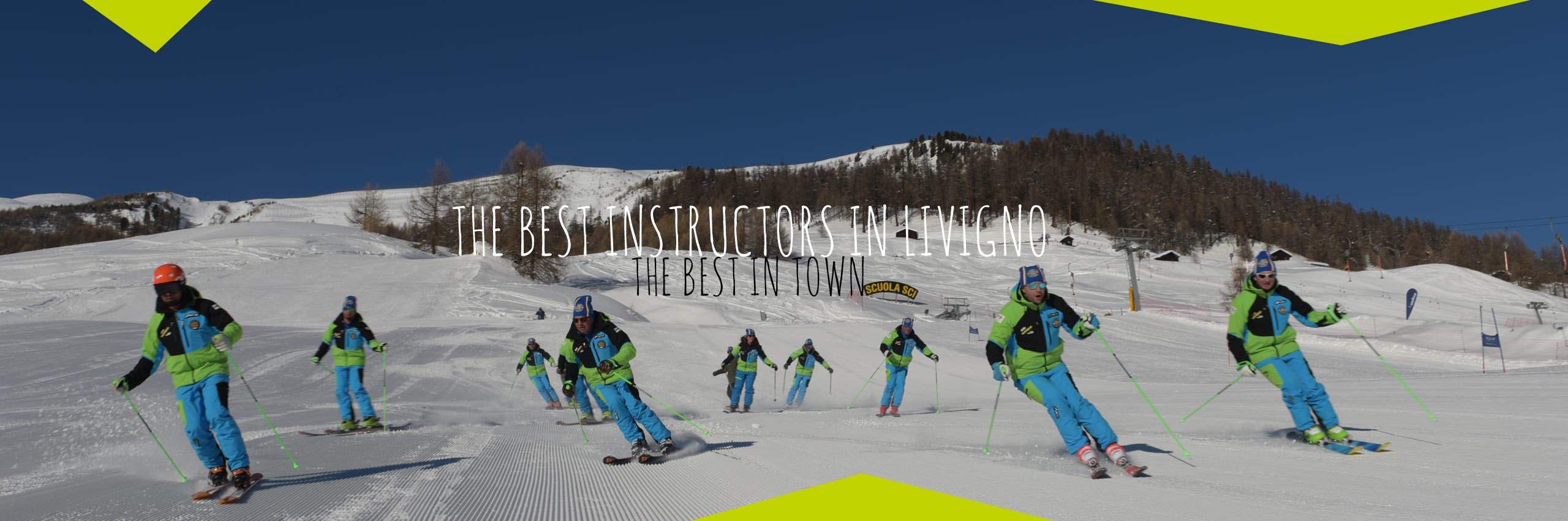 scuola sci livigno italy snowboard homeslide lezioni noleggio rent ski snow